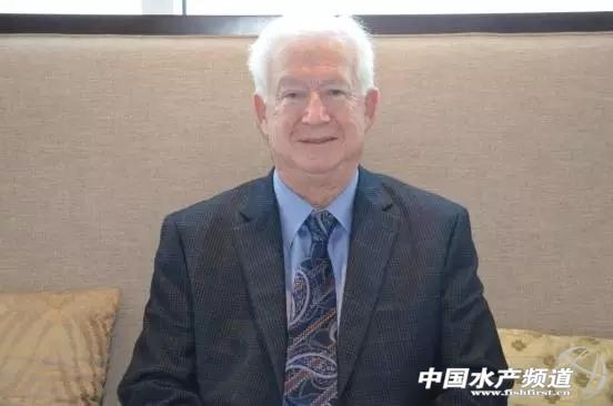 国家研究院水产动物营养委员会主席ronald