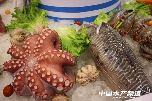 全球海产品触网中国市场