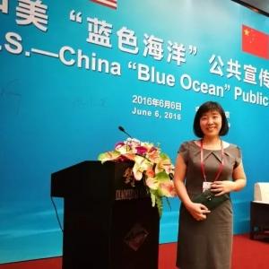 智渔可持续科技发展研究中心负责人韩寒:探索中国可持续渔业之路