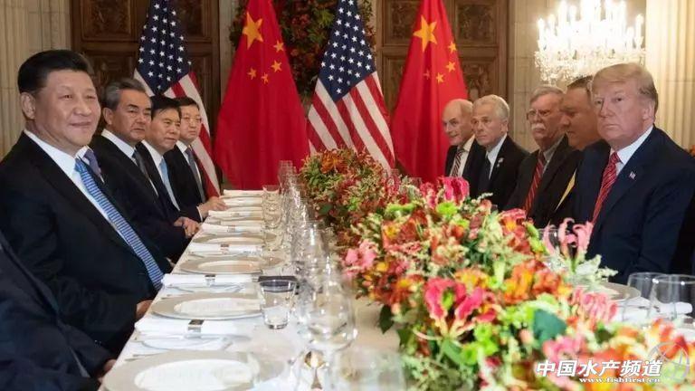 利好消息!中美停止升级贸易战,海产品进出口现重大转机!