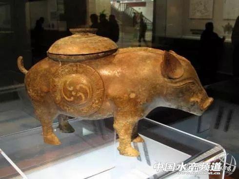 猪,也是很有文化的!