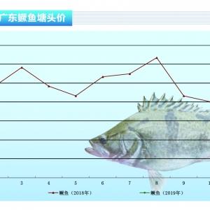 鱖(gui)魚︰漲跌不一 整(zheng)體下行 ——《水產前沿》2019年2月刊(kan)市場趨勢