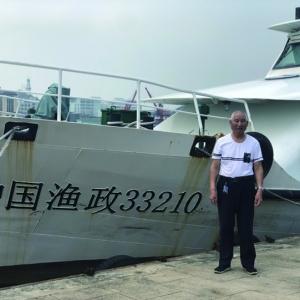 漁(yu)民周善福——耕海者見證鎮海漁(yu)業發展