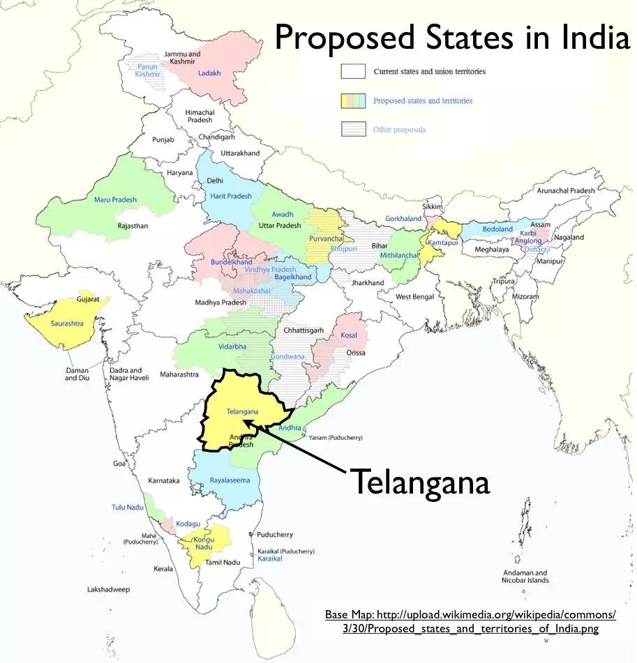 印度政府鼓励特兰甘纳州农民发展