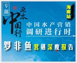 原本中国行海南站—罗非鱼营销深度报告-罗非鱼专题报道